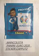 MANCOLISTA-FIGURINE EURO 2020 PREVIEW PANINI 2020-0,25 cent-cad.-leggi