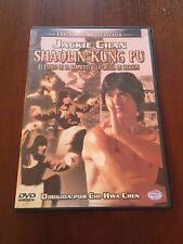 SHAOLIN KUNG FU - 1 DVD MULTIZONA 1-6 - 114MIN - ARTES MARCIALES - REMASTERIZADA