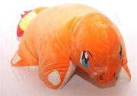 Pocket Monster Pokémon Charmander Courte Peluche PP Coton Farcies Jouet Coussin
