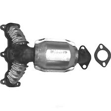 Exhaust Manifold with Integrated Catalytic Converter Front Right fits Tiburon V6