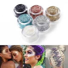 Hot Face&Body Festival Glitter Eyeshadow Shimmer Pigment Loose Powder Eye Makeup