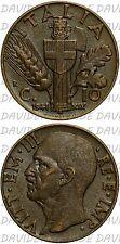 04683] REGNO ITALIA - VITTORIO EMANUELE III - 10 CENTESIMI IMPERO 1941