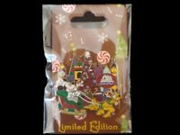 Disney Pin WDW Gingerbread House 2012- Contemporary Resort - Mickey Pluto LE1500