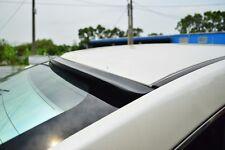 REAR Roof SPOILER for HONDA ACCORD 2013-2015 4D Sedan Painted BRS Style