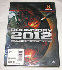 Doomsday 2012 DVD, 2009 , THE END OF DAYS , educativo, EEUU