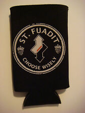 Beer Bottle Can Holder Koozie ~**~ BIG CHOICE Brewery St Fuadit ~ Broomfield, CO