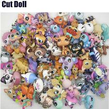 Mini Doll Lot Of 20 PCS Random Littlest Pet Shop Dog Cat Figure Child Girls Toys