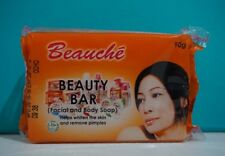 Beauche Beauty Bar (facial and Body Soap) 90g Whitens skin and removes pimples