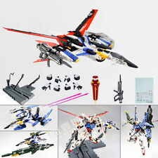 Dragon Momoko Sky Grasper + Aile pack +Weapon+Stand for Bandai MG Strike Gundam
