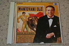 Rare Mantovani Japan CD- Mantovani Ole