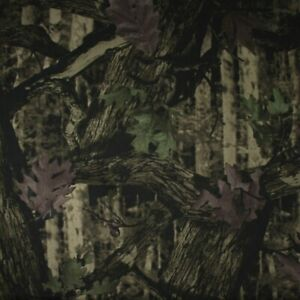 Large Hardwood Tree Branches Elementree Conceal Camo 100% cotton fabric 1/4 yard