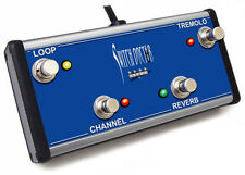 """Switch Doctor Custom 3"""" X 6"""" Footswitch for Mesa Boogie Tremoverb Amplifiers"""