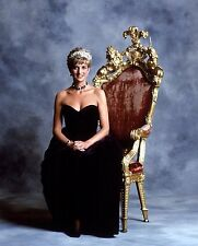 Lady Diana Spencer , Princess of Wales & Queen of our Hearts 8x10 PHOTO - H802