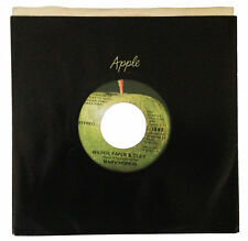 MARY HOPKIN – Water, Paper & Clay / Streets of London 1970 45RPM APPLE 1843