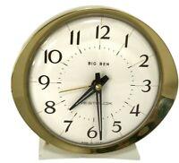 Vintage Westclox Big Ben Wind-Up Alarm Clock Runs Slow Dose Not keep right time