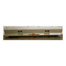 Frateschi HO Ghan Silver Budd Baggage Car (2589)