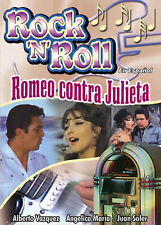 ROMEO CONTRA JULIETA (1968) Alberto Vazquez, Angelica Maria * NEW DVD