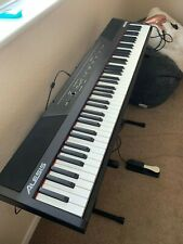 More details for alesis recital – 88 key digital electric piano / keyboard with semi weighted key