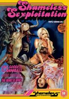 Love Goddess Of The Cannibals/Satans Bambino Doll / Beast IN Space DVD Nuovo Dv