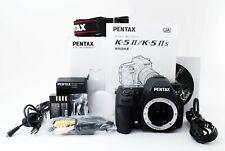 Mint In Box Pentax K-5 IIs 16.3MP Digital SLR Camera Body from Japan