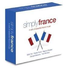 Simply France 4 CD NEUF