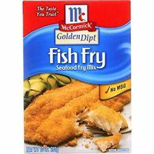 McCormick Golden Dipt Fish Fry Seafood Fry Mix