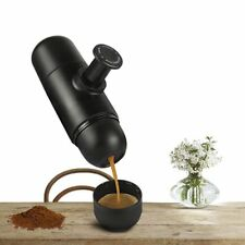 Mini Handheld Portable Espresso Machine Coffee Maker Outdoor Travel Cup Gadget