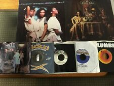 The Pointer Sisters self Titled LP & Break Out + Fire Slow Hand FairyTale Heaven