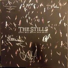 The Stills - Logic Will Break Your Heart 2003 Double LP Rare SIGNED, WORN COVER