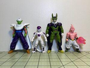 Bandai Dragon Ball Ultimate Collection 4 In Figures Piccolo Frieza Cell Kid Buu