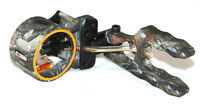 New Extreme 800 Challenger Bow Sight Realtree AP Camo 4 (.019) Pins w/ Light