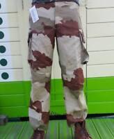 Pantalon félin T4-S2 traillis camouflage sable armée française