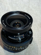 Mamiya Sekor 1:5,6 f=75mm Wide-Angle Lens for Polaroid 600 SE Viewfinder & Shade