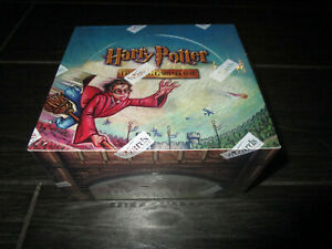 NEW Harry Potter WOTC TCG Quidditch Cup 36 Booster Box Trading Card Game TCG