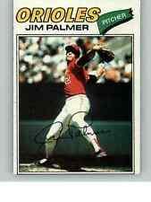 1977 Topps #600 Baltimore Orioles Jim Palmer HOF! EX mc No Reserve!