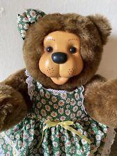 "16"" Alexa' Robert Raikes Collectible Bear #175 In A Limited Edition"