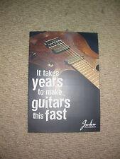 Jaden Rose guitarras catálogo Shred Colector De Metal Personalizado Studio Habitación Arte