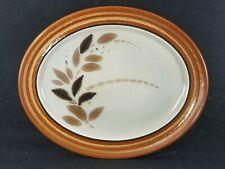 """Vintage RARE Franciscan Origin Oval Serving Platter/Dish 13 1/2""""  England"""