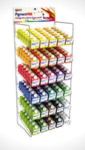 Pigment Wall paint colorant emulsion solvent gloss tile paint tint pigment dye