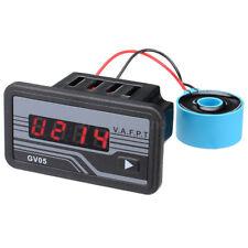 NEW AC 220V Generator Digital Volt Amp Watt Hour Power Frequency Meter Tester