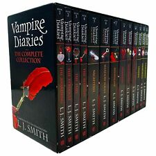 Vampire Diaries Complete Collection 13 Books Box Set by L J Smith
