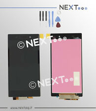 Schermo Display touch screen Sony Xperia Z1 + kit riparazione