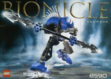 LEGO GUURAHK 8590 Set Bionicle Rahkshi figure