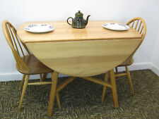 Vintage Ercol Kitchen / Dining Table. Blonde Pine Line mid-century. Northants