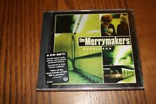 Bubblegun by The Merrymakers (CD, Feb-1999, 2 Discs, Image Entertainment) NEW