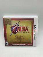 The Legend of Zelda Ocarina of Time 3D (Nintendo 3DS/2DS)