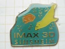 CINE IMAX 3D SINSHEIM... Película-pin (194a)