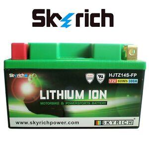 Batteria a Litio SKYRICH HJTZ14S-FP PER YAMAHA T-MAX 530 2012 2013 2014 14