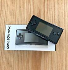 Nintendo Gameboy Micro ~ Black