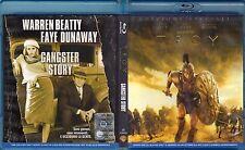 Blu-ray GANGSTER STORY - TROY BRAD PITT ERIC BAMA ORLANDO BLOOM